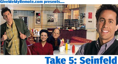 Take 5: SEINFELD's Top 5 Episodes