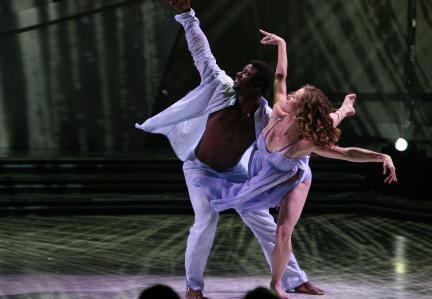 Ade Obayomi & Melissa Sandvig