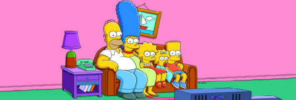 The Simpsons July 4th