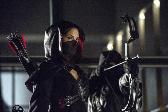 Arrow-Nyssa-return