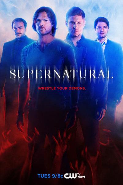 supernatural-season 10-poster