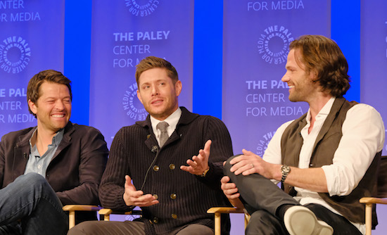 PaleyFest: SUPERNATURAL Stars Tease 'Scoobynatural' - Give Me My Remote