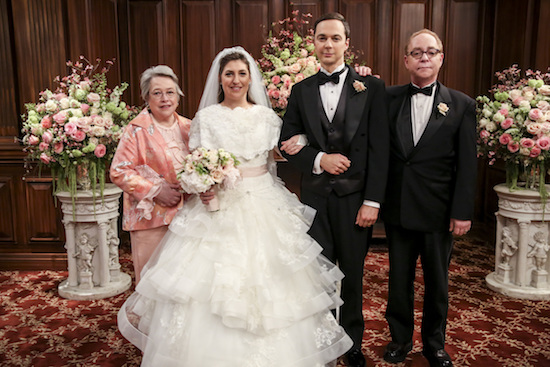 Big Bang Theory Wedding