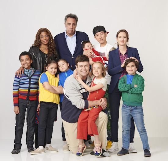 Single Parents First Season