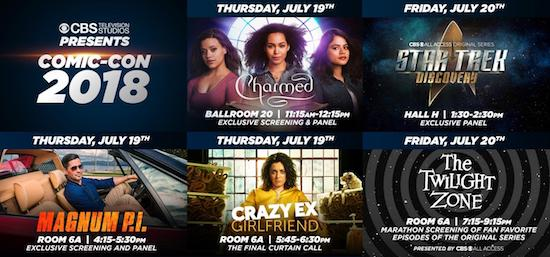 Comic-Con Charmed