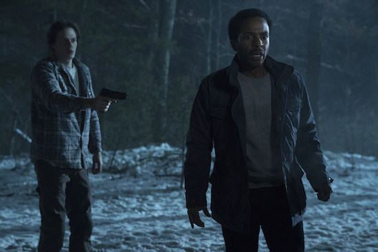 CASTLE ROCK Season 1 Finale: Dustin Thomason on That Mysterious Smile, Timelines, and Season 2 - Give Me My Remote