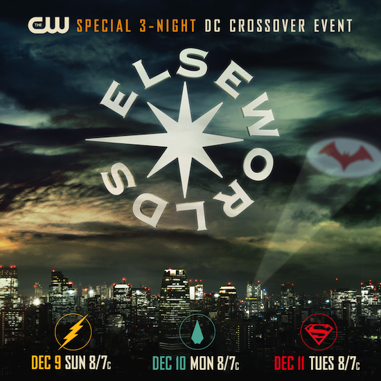 Elseworlds promos