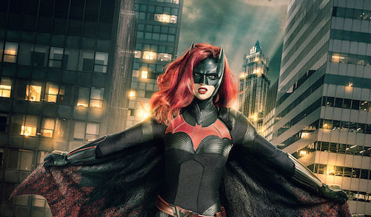 Batwoman Ryan Wilder