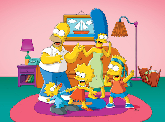 THE SIMPSONS July 4th marathon