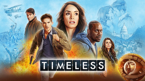 TIMELESS Finale: The Time Team Teases One Last Mission - Give Me My Remote