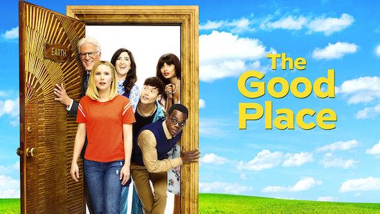 The Good Place season 3 blooper reel