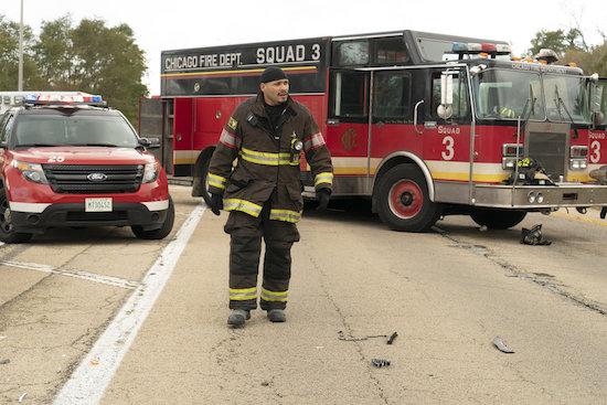 Chicago Fire Boss