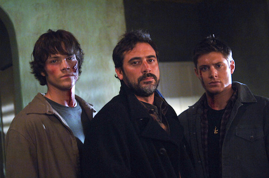 SUPERNATURAL Episode 300: Jeffrey Dean Morgan