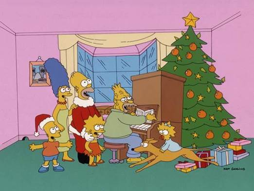 The Simpsons series premiere