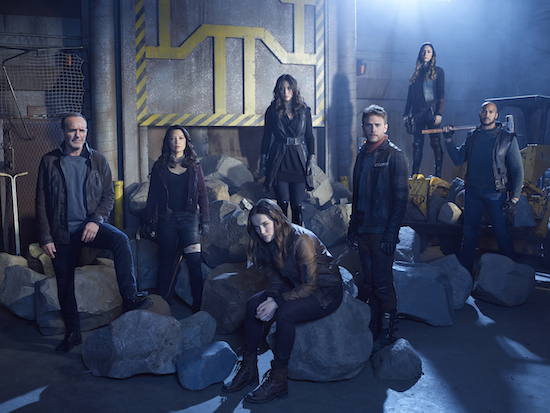 AGENTS OF SHIELD final season