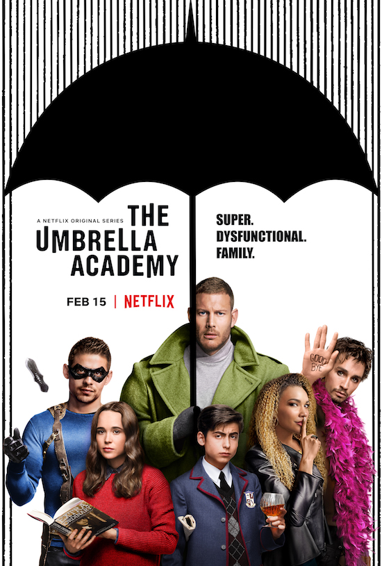 Umbrella Academy trailer