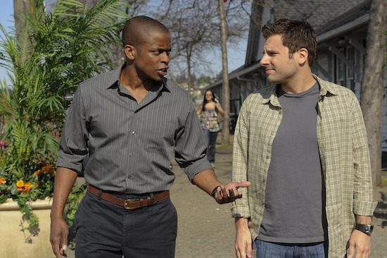 Psych Full series marathon