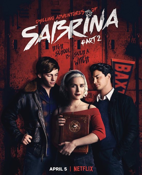 Chilling Adventures of Sabrina Season 2