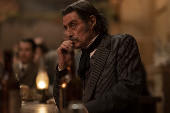 Law & Order Special Victims Unit Ian McShane