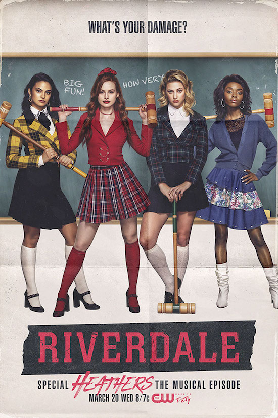 Riverdale Heathers Musical Episode