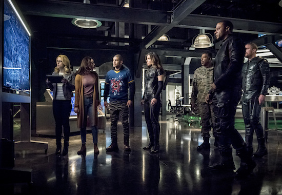 LEGENDS OF TOMORROW, THE VOICE, and ARROW