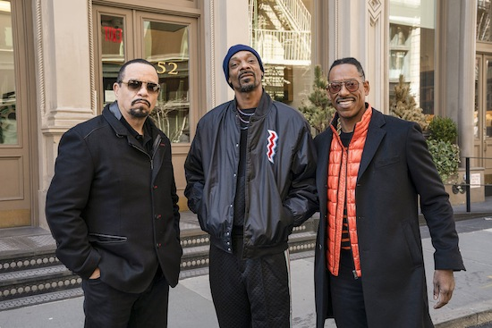 LAW & ORDER: SPECIAL VICTIMS UNIT opening Snoop Dogg