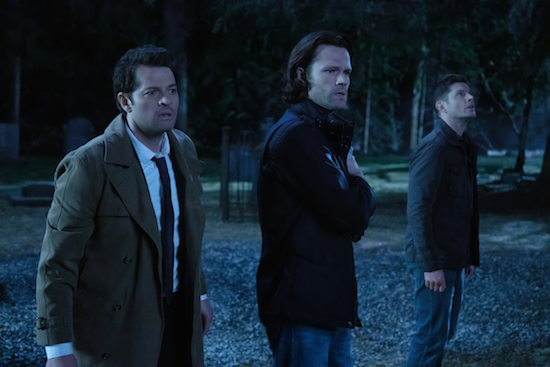 SUPERNATURAL final season teases