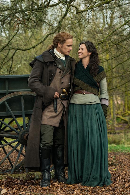 Outlander Season 5 premiere date