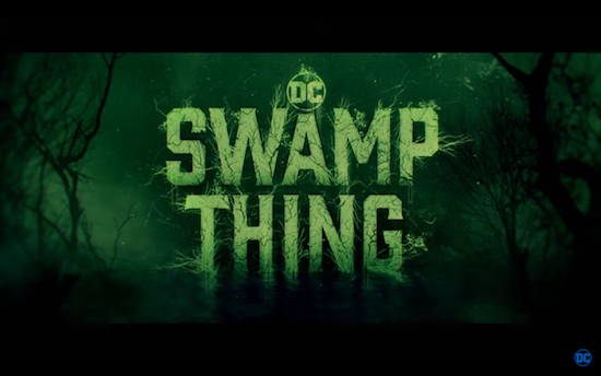 swamp thing season 1 trailer