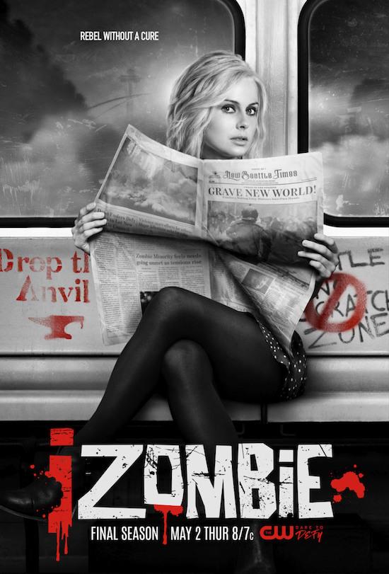 IZOMBIE Season 5 Poster