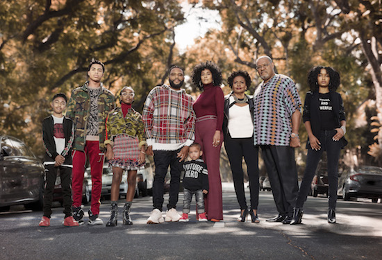 Black-ish renewed