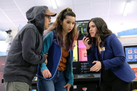 SUPERSTORE Season Finale Mateo ICE