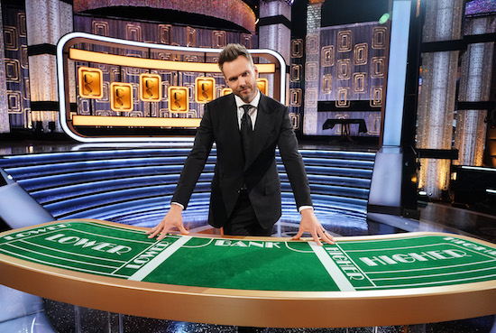 Card Sharks Joel McHale