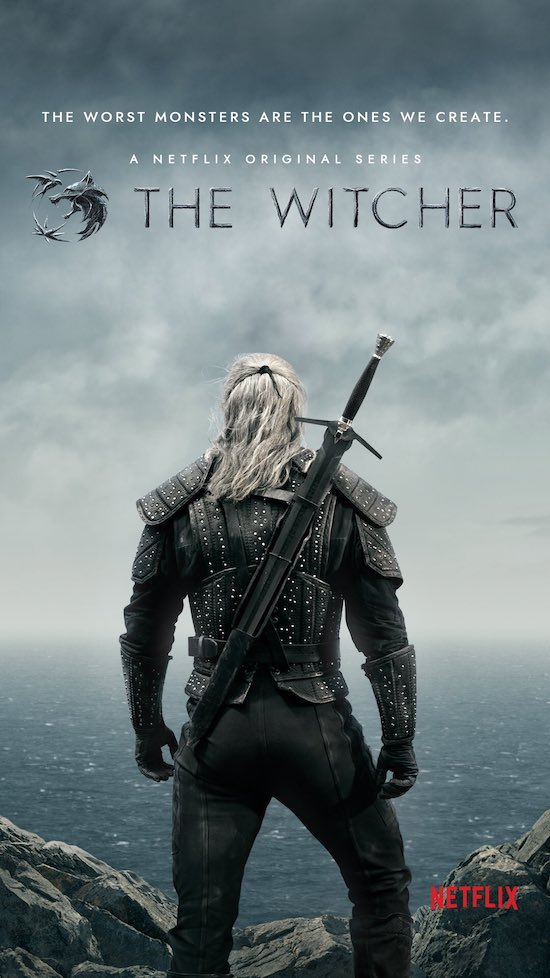 THE WITCHER and THE DARK CRYSTAL: AGE OF RESISTANCE