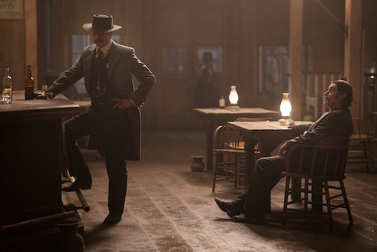 DEADWOOD David Milch TCA Awards