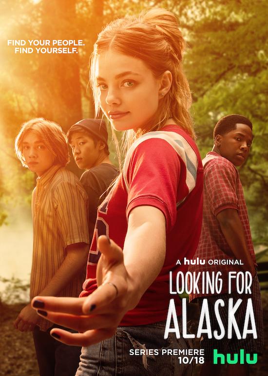Looking for Alaska Key Art