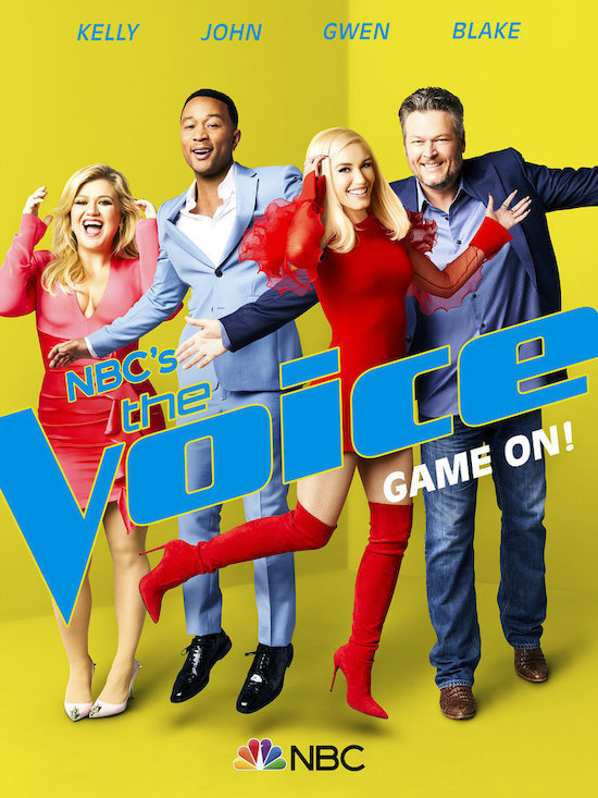 THE VOICE Season 17 Poster