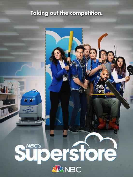 SUPERSTORE Season 5 Poster