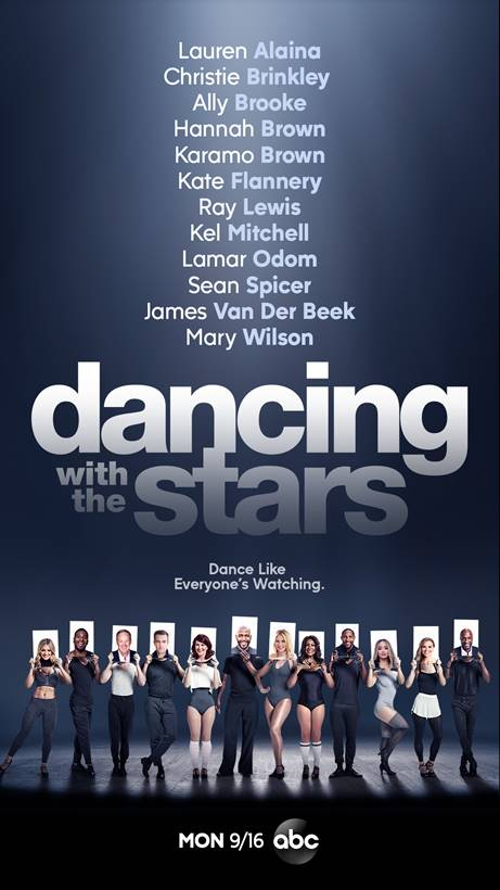 Dancing With the Stars 2019 cast