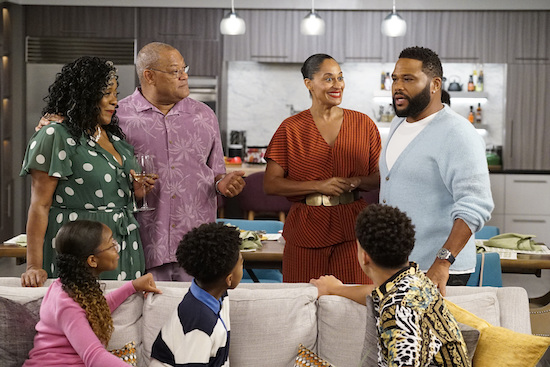 black-ish fall 2020