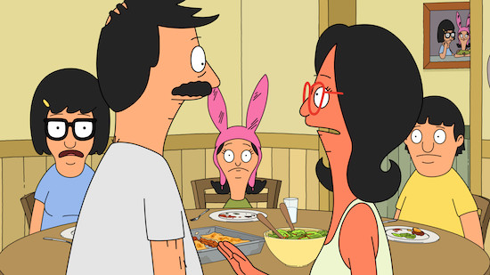 bobs burgers renewed family guy