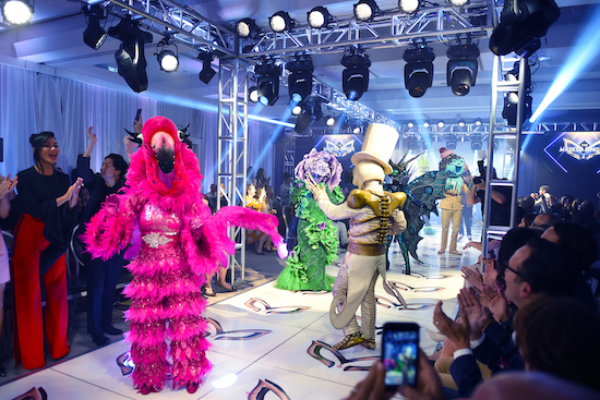 THE MASKED SINGER Season 2 Costume Fashion Show