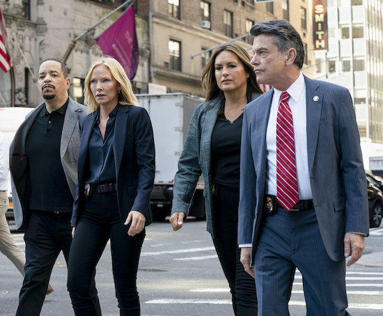 LAW & ORDER: SPECIAL VICTIMS UNIT SEASON 21 Premiere spoilers