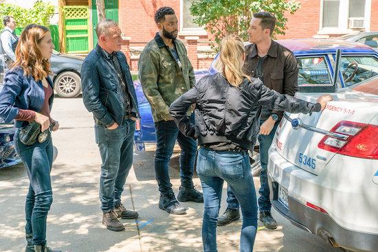 CHICAGO PD Season 7 Premiere spoilers