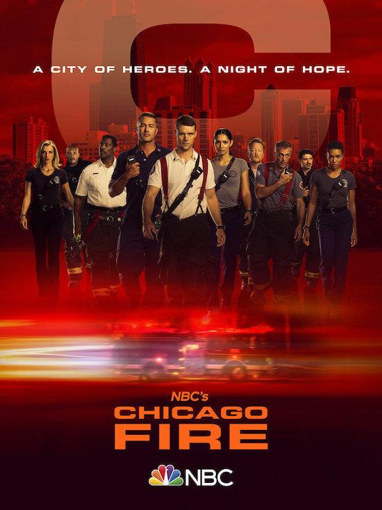 Chicago Fire Season 8 Key Art