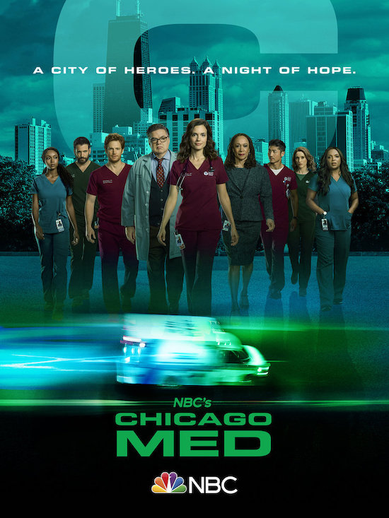 Chicago Med Season 5 Key Art