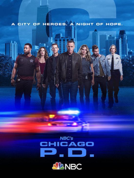 CHICAGO P.D. Season 7 Key Art