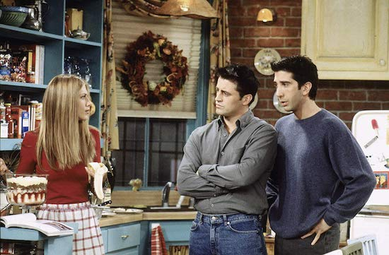 Friends Thanksgiving Episodes ranked