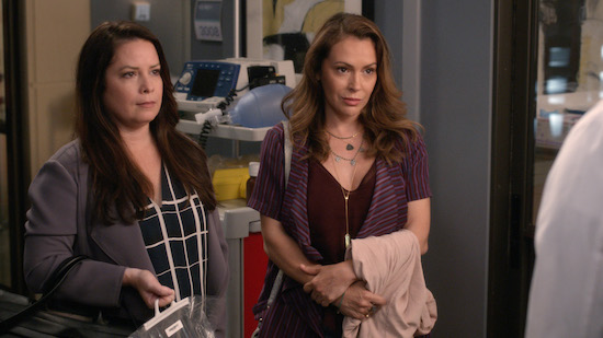 Charmed Reunion Greys Anatomy