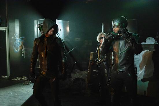 Arrow final season spoilers